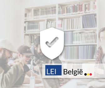 Een LEI-code overdragen naar LEI België